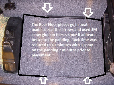 How To Install The TMI Carpet Kit (Part 4) | Insanely ...